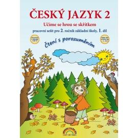 Český jazyk 2 PS I. díl - Čtení s porozuměním