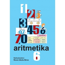 Aritmetika 6 , učebnice
