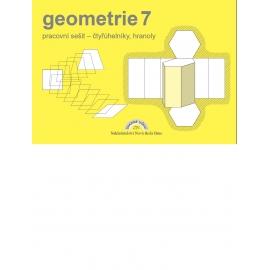 Geometrie 7, pracovní sešit