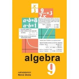 Algebra 9, učebnice