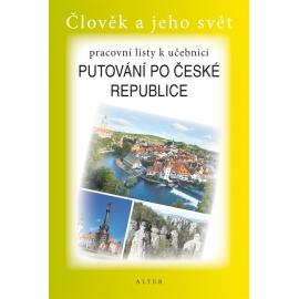 Pracovní listy k učebnici Putování po ČR