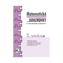 Matematické …minutovky 2. ročník / 1. díl
