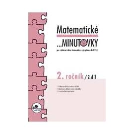 Matematické …minutovky 2. ročník / 2. díl