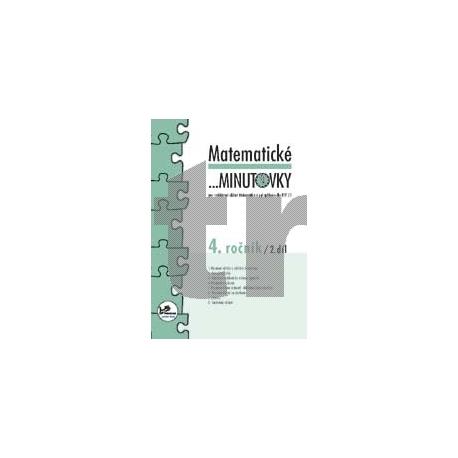 a7a42918046 Matematické …minutovky 4. ročník   2. díl - DISTR služba škole