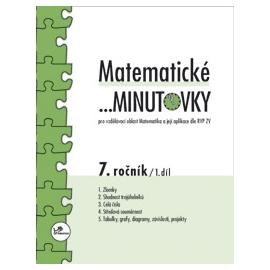 Matematické …minutovky 7. ročník / 1. díl