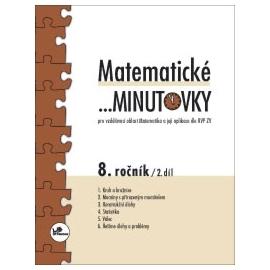 Matematické …minutovky 8. ročník / 2. díl