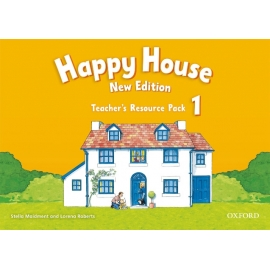 Happy House 1 - New Edition - Teacher's Resource Pack