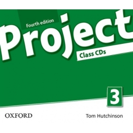 Project 3 - Fourth Edition - Class Audio CDs (4)