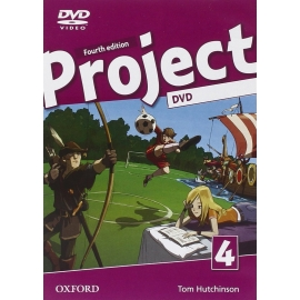 Project 4 - Fourth Edition - DVD