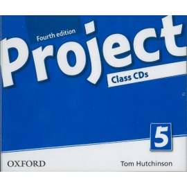Project 5 - Fourth Edition - Class Audio CDs (4)