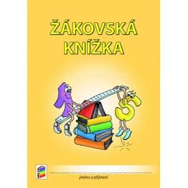 Žákovská knížka pro 3.–9. ročník - nová s předměty