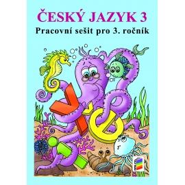 Český jazyk 3 (pracovní sešit) - A4
