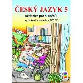 Český jazyk 5 (učebnice) - nová řada