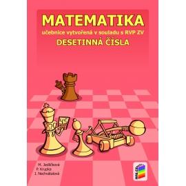 Matematika - Desetinná čísla (učebnice)