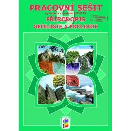 Přírodopis 9 - Geologie a ekologie (pracovní sešit)