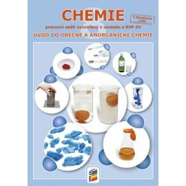 Chemie 8 - Úvod do obecné a anorganické chemie (pracovní sešit)