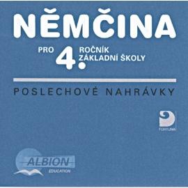 Němčina pro 4. r. ZŠ – 2 CD