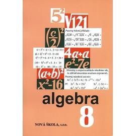Algebra 8 (učebnice)