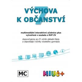 MIUč+ Výchova k občanství 7 - školní multilicence