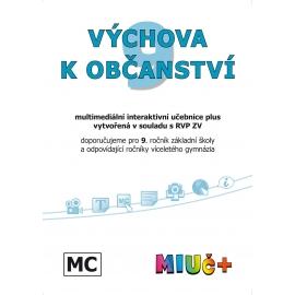 MIUč+ Výchova k občanství 9 - školní multilicence