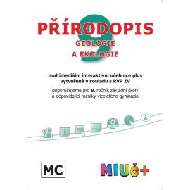 MIUč+ Přírodopis 9 - Geologie a ekologie - školní multilicence