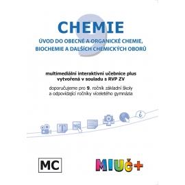 MIUč+ Chemie 9 - Úvod do obecné a organické chemie - jeden rok na zkoušku