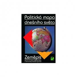 Politická mapa dnešního světa – Zeměpis pro 8. a9.r. ZŠ