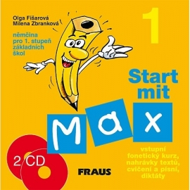 Start mit Max 1 CD /2ks/