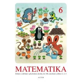 Matematika - sešit č. 6