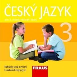 Český jazyk 3 pro ZŠ CD /1ks/