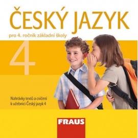 Český jazyk 4 pro ZŠ CD /1ks/