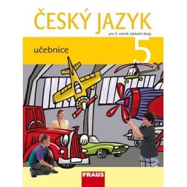 Český jazyk 5 pro ZŠ UČ