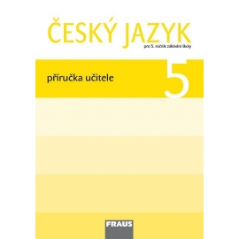 Český jazyk 5 pro ZŠ PU