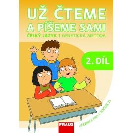 Český jazyk 1 GM pro ZŠ - Už čteme a píšeme sami
