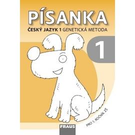 Český jazyk 1 GM pro ZŠ - Písanka 1