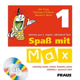 Spaß mit Max 1 CD /2ks/