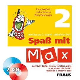 Spaß mit Max 2 CD /2ks/