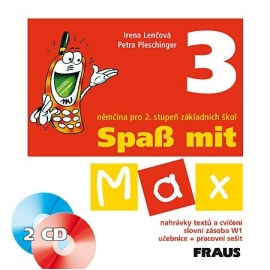 Spaß mit Max 3 CD /2ks/