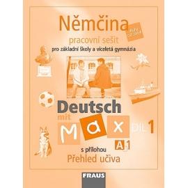 Deutsch mit Max A1/ díl 1 PS