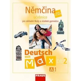 Deutsch mit Max A1/ díl 2 UČ