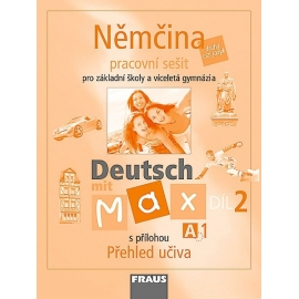Deutsch mit Max A1/ díl 2 PS