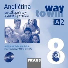 Angličtina 8 pro ZŠ a VG Way to Win CD /1ks/ pro žáka