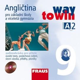 Angličtina 9 pro ZŠ a VG Way to Win CD /2 ks/ k učebnici a pro učitele