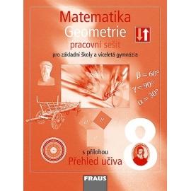 Matematika 8 pro ZŠ a VG Geometrie PS