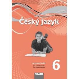Český jazyk 6 pro ZŠ a VG /nová generace/ PS