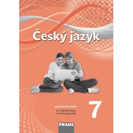 Český jazyk 7 pro ZŠ a VG /nová generace/ PS