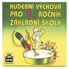 CD KUČEBNICI HUDEBNÍ VÝCHOVA pro 1. r. ZŠ