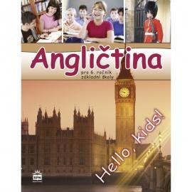 Angličtina pro 6. r. ZŠ – učebnice