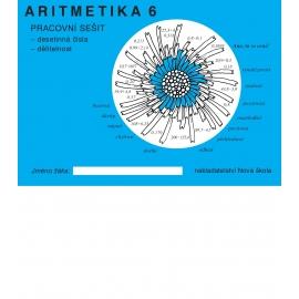 Aritmetika 6, pracovní sešit