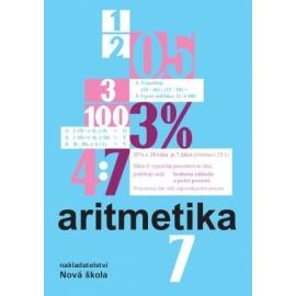 Aritmetika 7 , učebnice